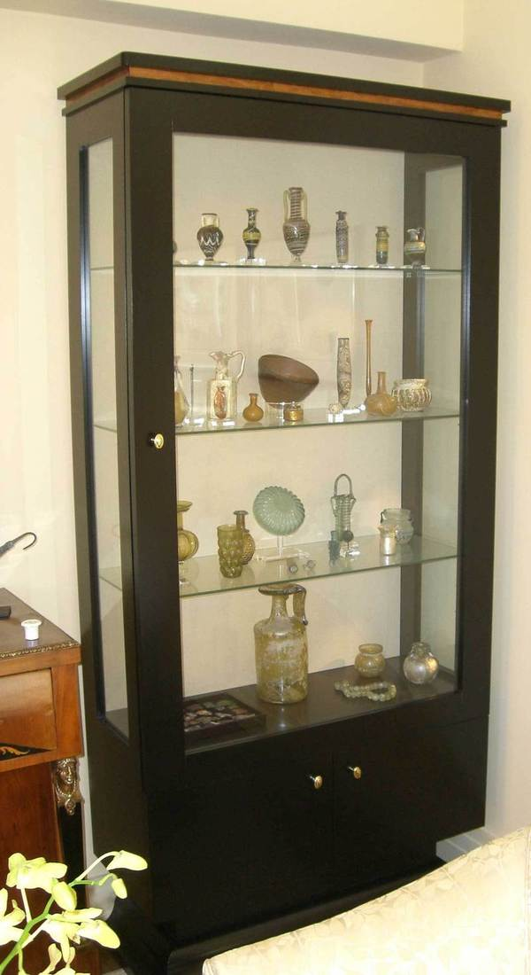 Stock and custom mount displays for your art artifacts and collectibles - Custom display cabinets ...